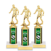"Soccer Trophies - 9 1/2"" 2016 Soccer Package Deal - 15 Soccer Trophies"