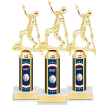 "Baseball Trophies - 10"" 2017 Super Saver Baseball Package Deal - 15 Baseball Trophies"