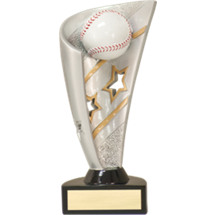 "7"" 3D Resin Baseball Award"