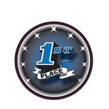 1st Place Emblem