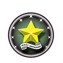 Most Improved Emblem