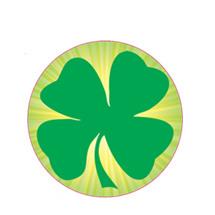 4 Leaf Clover Emblem