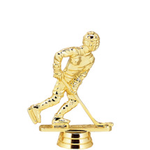 Ice Hockey Male Gold Trophy Figure