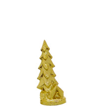 Camping Gold Trophy Figure