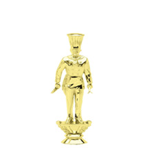 Chef Gold Trophy Figure