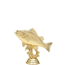Perch Fish Trophy Figure
