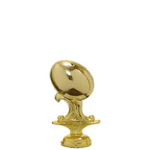 Egg Gold Trophy Figure