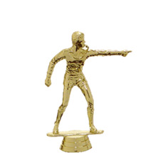 Referee Gold Trophy Figure