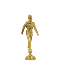 Boy Scout Gold Trophy Figure