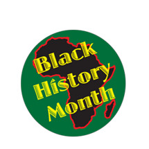 Black History Month Emblem