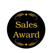 Sales Award Emblem