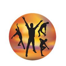 Dancer-Male Emblem