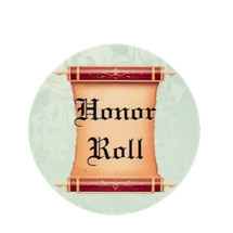 Honor Roll Emblem