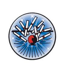 Bowling Candlepin Emblem