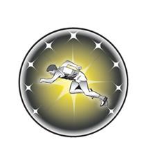 Track Runner Male Emblem
