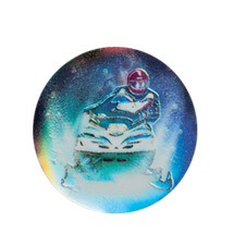 Snowmobile Holographic Emblem - HG 49