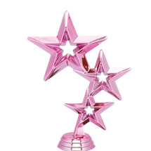 Pink Triple Star
