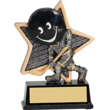"5"" Little Pal Resin Hockey Award"