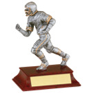 "Football Trophy - Male - 5 1/2"" Resin Trophy"