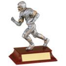 """Football Trophy - Male - 5 1/2"""" Resin Trophy"""