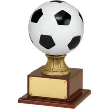 """Soccer Trophy - 16"""" Resin Soccer Trophy"""