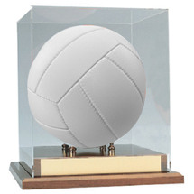 "12 x 12 x 12"" Volleyball Display Case"