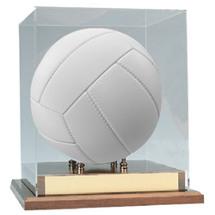 "12 x 12 x 12"" Volleyball Display Case"