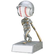 """5 1/2"""" Baseball Bobblehead"""