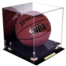 "Basketball Display Case - 12 x 12 x 12"" Basketball Award"