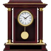 """9 1/2 x 10 1/2"""" Pendulum Clock"""