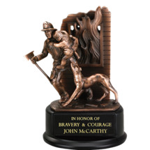 FireFighter Resin Award