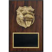 "8 x 12"" Police Department Plaque"