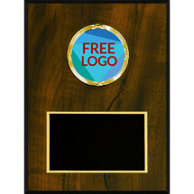 "Custom Plaque - 6 x 8 - 8 x 10"" Custom Emblem Plaque"