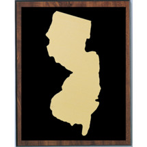 "12 x 15"" State Plaque"