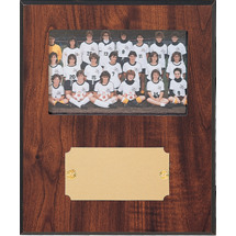"7 x 9 - 9 x 11"" Classic Photo Plaque"