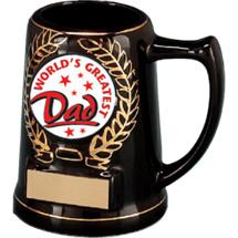 "5"" World's Greatest Dad Mug"