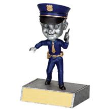"Policeman Bobblehead - 5 1/2"" BobbleHead"