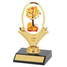 "5 1/2"" Fall Festival Trophy"