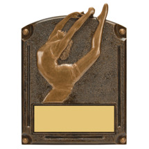 "Dance Trophy - 6 x 8"" 3D Shadow Award"