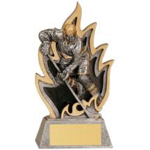 "Hockey Ignite Resin Trophy - Male - 5 1/2"""