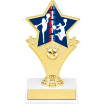 Cheer Super Star Trophy - 7""