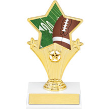 Football Super Star Trophy - 7""