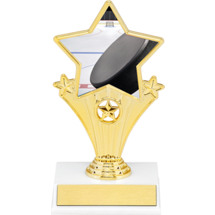 Hockey Super Star Trophy - 7""