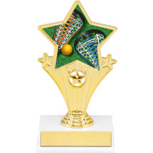 Lacrosse Super Star Trophy - 7""