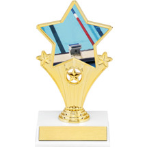 Swimming Super Star Trophy - 7""