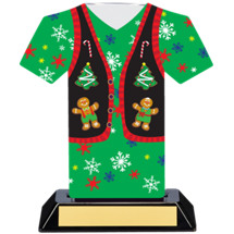 Christmas Sweater Trophy