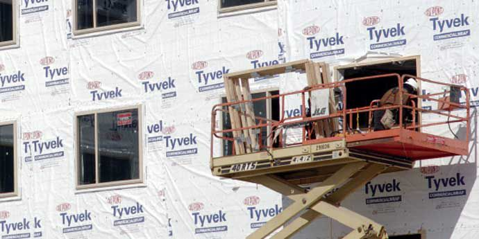 Zip System 174 Wall Sheathing Comparison Dupont Tyvek