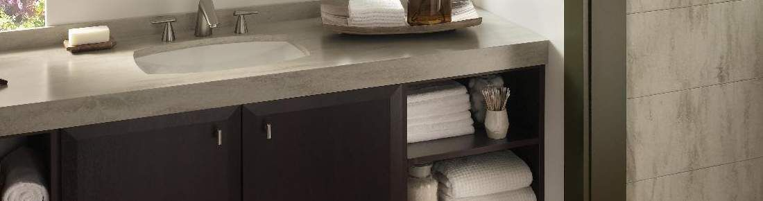 Bathroom Countertops DuPont? Corian? DuPont USA