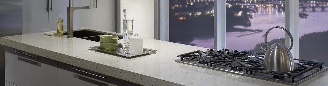 Quartz Kitchen Countertops DuPont? Zodiaq? DuPont USA
