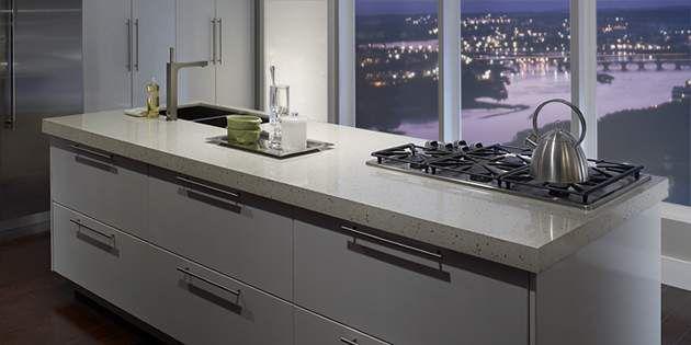 Zodiaq Countertop Materials : Quartz Kitchen Countertops DuPont? Zodiaq? DuPont USA